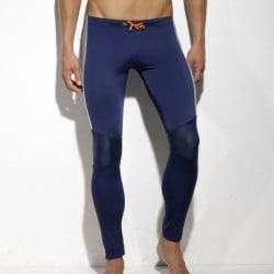 Pantalon Silver Running Marine ES Collection