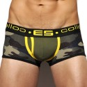 Mesh Military Boxer - Camouflage - Yellow
