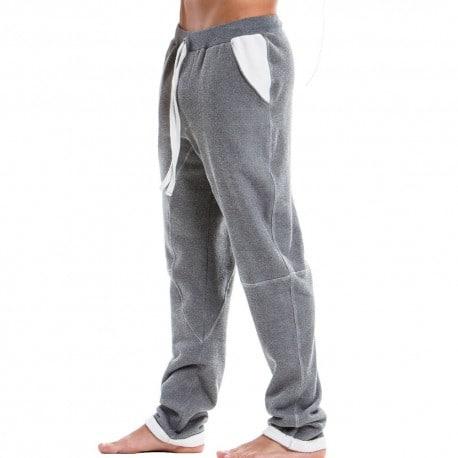 Pantalon Amalgam Carbone