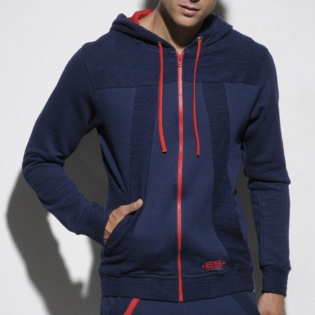 Inside Out Hoody - Navy