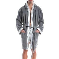 Robe de Chambre Amalgam Carbone Modus Vivendi