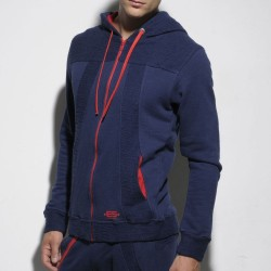 Veste Hoody Inside Out Marine ES Collection