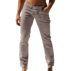 Pantalon Jeans Fjord Argile Rufskin