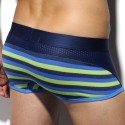 Boxer Stripes Mesh Marine