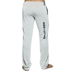 Pantalon Loop Mesh Blanc Addicted