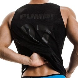 Ninja Tank Top - Black Pump!
