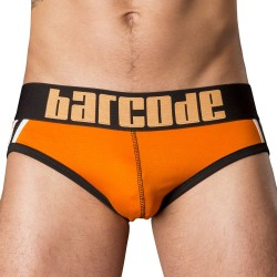 Slip Dyami Orange Barcode