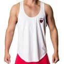 Mickey Tank Top - White