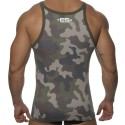 Logo Tank Top - Camouflage