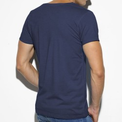 T-Shirt Embroidery Cobalt ES Collection
