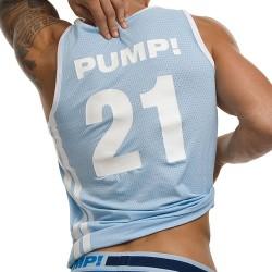 Débardeur Frost Bleu Clair Pump!