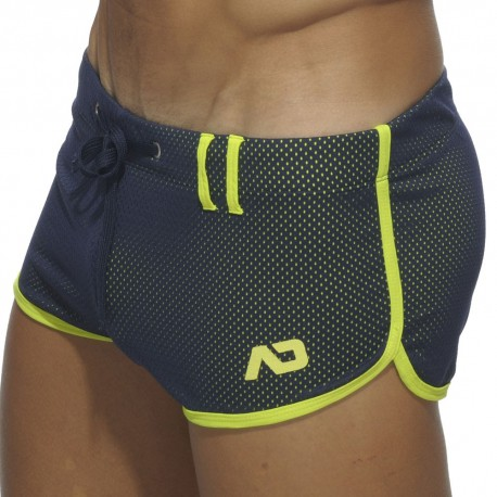 Loop Mesh Short - Navy