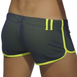 Loop Mesh Short - Navy Addicted