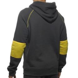 American Fleece Jacket - Charcoal Addicted
