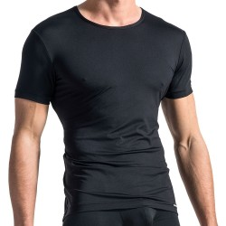 T-Shirt Casual M103 Noir Manstore
