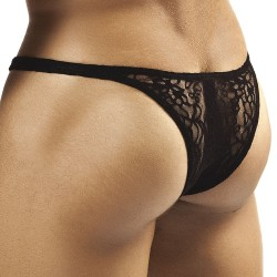 Bulge Bikini - Black Lace Joe Snyder