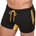 A-Team Short - Black