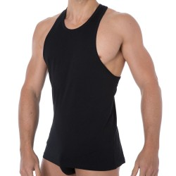 Débardeur Jersey Cotton Stretch Noir DSQUARED2
