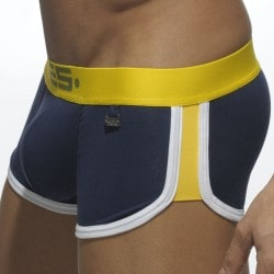 Rocky Double Side Mini Boxer - Navy - Yellow ES Collection
