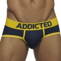 Basic Colors Brief - Navy - Yellow