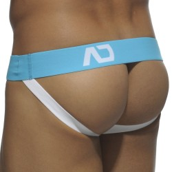 Jock Strap Basic Colors Turquoise Addicted
