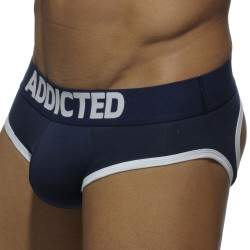 Slip Empty Bottom Basic Colors Marine Addicted
