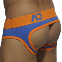 Slip Empty Bottom Basic Colors Royal - Orange Addicted