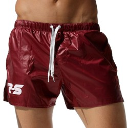 Short Apollo Bordeaux Rufskin