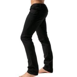 Pantalon Jeans Byron Noir Rufskin