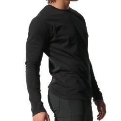 T-Shirt Hube Noir Rufskin