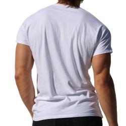 T-Shirt Gene Blanc Rufskin