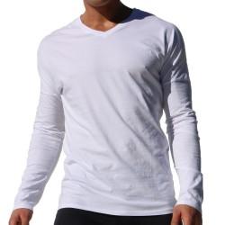 T-Shirt Pete Blanc Rufskin