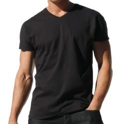 T-Shirt Tate Noir Rufskin