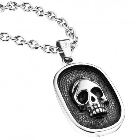 Tombstone Necklace