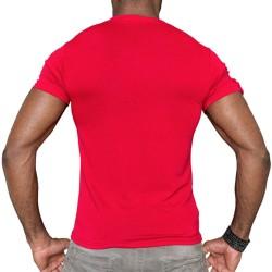 T-Shirt Challenge Rouge TOF