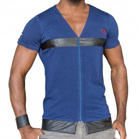 Boldness Deluxe Vest - Blue