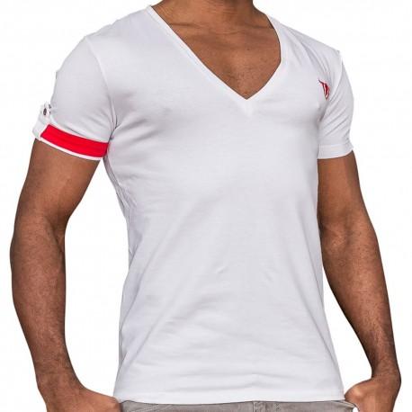 Captain T-Shirt - White