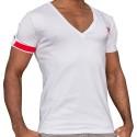 T-Shirt Captain Blanc