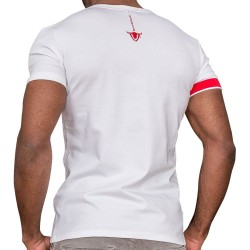 T-Shirt Captain Blanc TOF