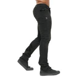 Pantalon Jeans Strummer Noir Rufskin
