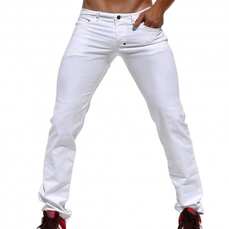 Fjord Jean Pants - White