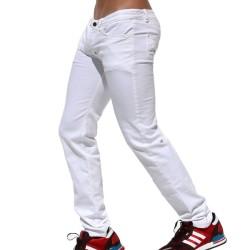 Pantalon Jeans Fjord Blanc Rufskin