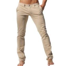 Pantalon Jeans Whipper Beige Rufskin