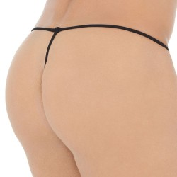 Capture Pouch Thong - Black Alter