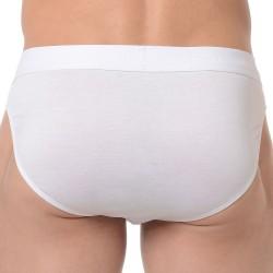Slip Premium Cotton Blanc HOM