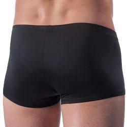 M200 Zipped Pants - Black Manstore
