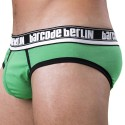 Kreuzberg Brief - Green - Black