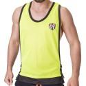 Florin Tank Top - Neon Yellow