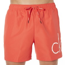 Short de Bain Core Mini CK Mangue Calvin Klein