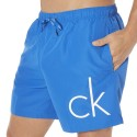 Core Mini CK Swim Shorts - Blue